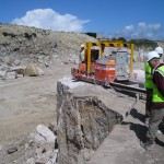 Quarry inspection