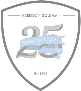 Harrison Goldman 25th Anniversary